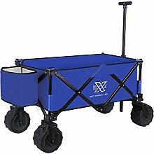 BXL Robuster zusammenklappbarer Gartenwagen für