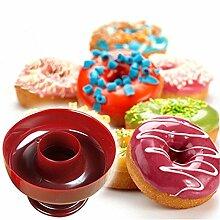 BXM Kunststoff Donut DIY Donut Maker Cutter Form
