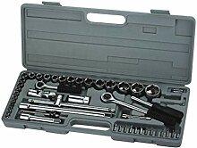 BXU-BG 52 Sätze von Ratschenschlüssel Socket Set