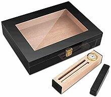 BXU-BG. Kann halten 15 Cigarswith Luftbefeuchter