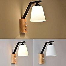 BXX Lampe, Wandlampe Schlafzimmer Nacht Balkon