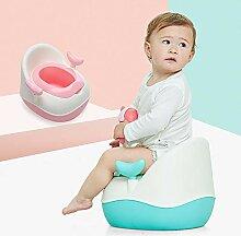 BXYY Kindertoilette - Ridge-Design Mit Hoher