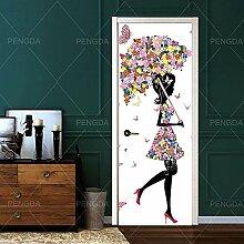 BXZGDJY 3D Dekoration Bild Aussicht Poster