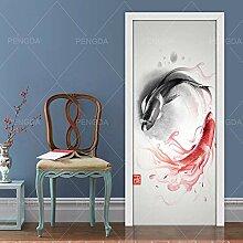 BXZGDJY 3D Dekoration Foto Poster Wandgemälde