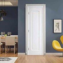 BXZGDJY 3D Türaufkleber Schlafzimmer Türen