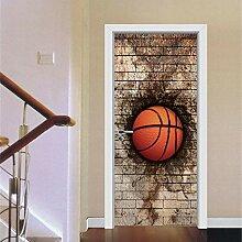 BXZGDJY 3D Zuhause Bild Aussicht Poster Aufkleber