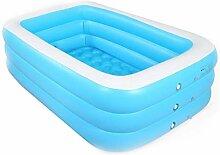 BYCDD Aufblasbare Badewanne Erwachsene FüR