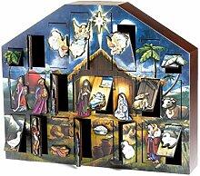 Byers' Choice Adventskalender #AC05 mit