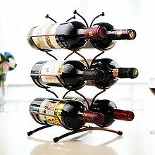 Byjj Inhaber Lagerung Weinregal Inhaber Rotwein