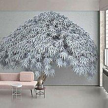 BYSQX Fototapete 3D Effekt Großer Baum Pflanze