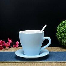 Byzr Kaffeetasse Einfaches Keramikbüro Hausbar