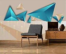 BZDHWWH Moderne abstrakte Stereo-Wandbilder