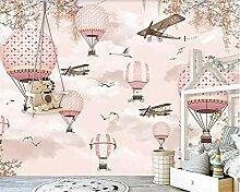 BZDHWWH Tapete Für Kinderzimmer Sky White Cloud