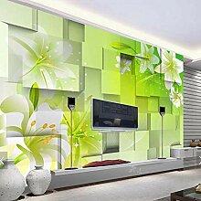 BZDHWWH Wandbild Tapete für Wohnzimmer 3D