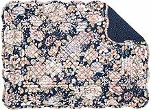C&F Home Allison Marineblaues Blumenstrauß