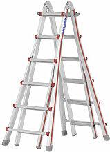 C. Gelenkleiter 4x6: Leiterlänge 6;25m für