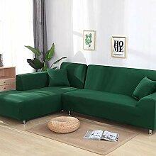 C-GRMM Sofabezüge für Wohnzimmer Haustiere