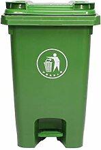 C-J-X TRASH CAN C-J-Xin Kunststoff-Mülleimer,