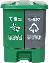 C-J-Xin Klassifizierung Mülleimer, Recycelbare