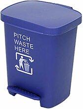 C-J-Xin Verdicken Kunststoff Mülleimer,