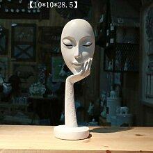 C&JUAN Abstrakte skulptur Statue,Skulptur