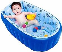 C-K-P Aufblasbare Badewanne Der Kinder Kann Sitzen
