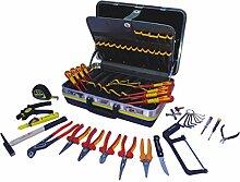 C.K Werkzeugkoffer für Elektriker, 26-teilig, 1