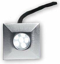 C-Light LED Boden Strahler Einbaustrahler 3er Set