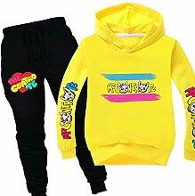 C&NN Kleinkind-Jungen-Mädchen-Kind Outfits