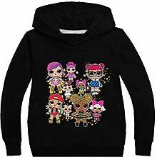 C&NN Kleinkind-Jungen-Mädchen-Kind Outfits LOL
