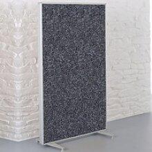 C50 Klett-Stellwand, gerade, b100xt5xh150cm