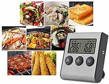 cA0boluoC Fleischthermometer, Küchenthermometer,