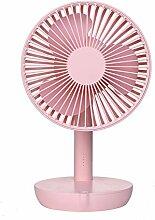 cA0boluoC Summer Handheld Elektrischer Ventilator,