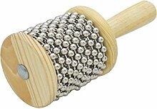 Cabasa Shaker Pop Hand Percussion Instrument aus