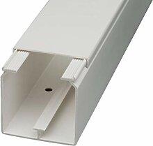 CabCom PVC Kabelkanal Kabelleiste Kabelschacht