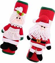 Cabilock 2Pcs Weihnachten Küchengerät