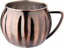 Cabilock Cocktail Mug Tasse Moscow Mule Becher