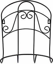 Cabilock Gartenschlauchhalter Eisen Metall