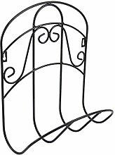 Cabilock Gartenschlauchhalter Kleiderbügel