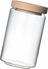 Cabilock Glas mit Luftdicht Verschlossenem