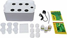 Cabilock Hydroponic System Kit Kunststoff 7