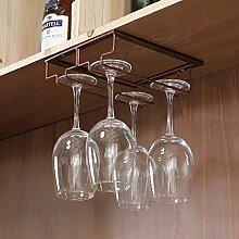 Cabinets L Weinregal Europäischen weinglas