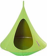 Cacoon Bonsai Hängesessel - Leaf Green, Klein 120