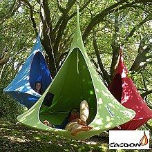 Cacoon Single, Hängezelt, grün