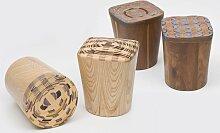 CAD Weaving Stool von Dafi Reis Doron