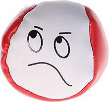 CADANIA PU Juggling Balls Cute Cartoon Look Magic