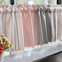 Cafe Curtains Scheibengardinen Modern