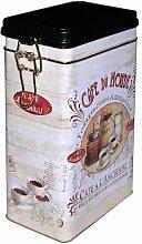 Cafe Du Monde Kaffee/Tee Caddy/Küche Storage Tin