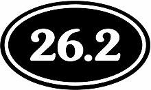 CafePress–26,2Marathon Oval