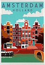 CafePress – Amsterdam Holland Travel